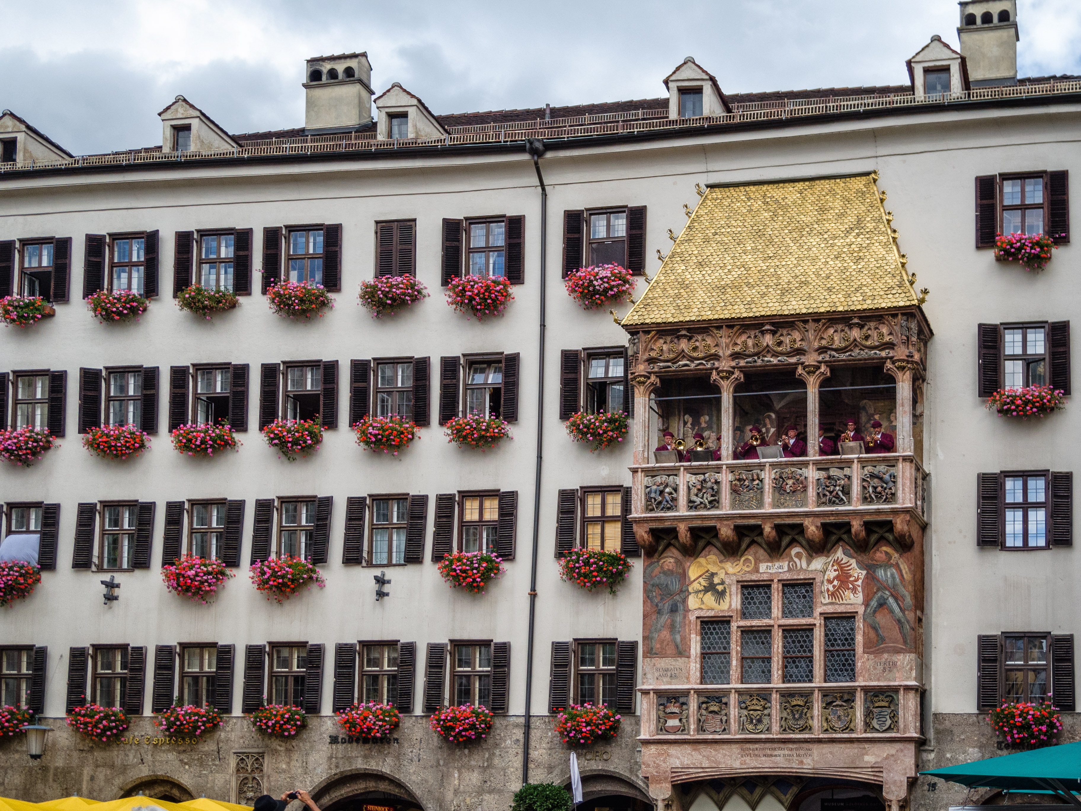 Goldenes Dach in Innsbruck